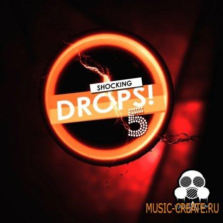 Vandalism - Shocking Drops! 5 (WAV MIDI) - сэмплы Progressive House, Electro House, Complextro