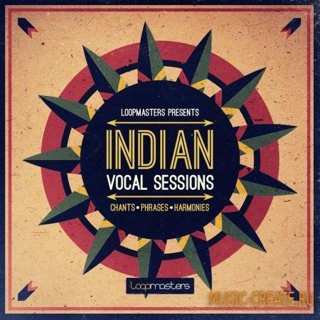 Loopmasters Indian Vocal Sessions (WAV REX2) - вокальные сэмплы