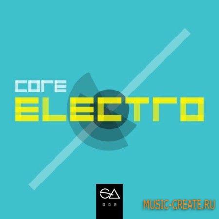 Sample Anatomy - Core Electro (WAV AiFF) - сэмплы Electro House, Electro
