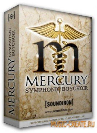 Soundiron - Mercury Boys Choir (KONTAKT) - библиотека детского хора