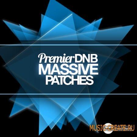 Premier Sound Bank - Premier DnB Massive Patches (Massive presets)