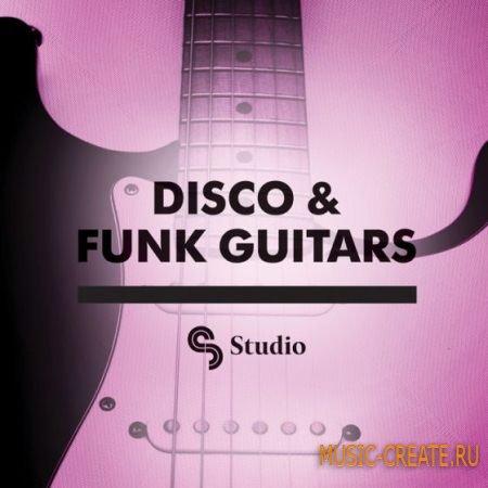 SM Studio - Disco and Funk Guitars (WAV REX2 AiFF) - сэмплы гитары