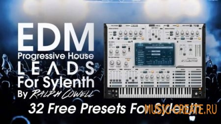 EDM Progressive House Leads (Sylenth presets)