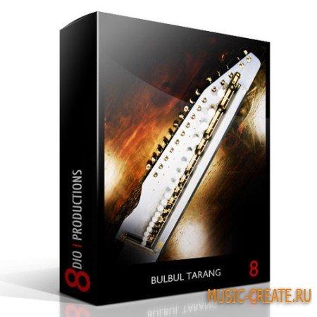 8Dio - Bulbul Tarang (KONTAKT) - библиотека звуков Банджо