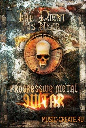 8Dio - Progressive Metal Guitar (KONTAKT) - библиотека звуков рок гитар