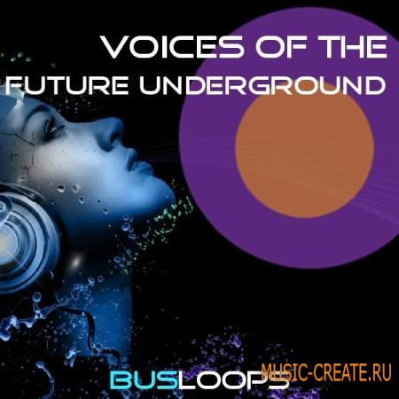 Busloops - Voices Of The Future Underground (WAV) - сэмплы Progressive House