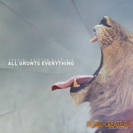 Illmind - Special Limited Edition: All Grunts Everything (WAV) - вокальные сэмплы