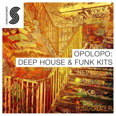 Samplephonics - Opolopo: Deep & Funky House Kits (MULTiFORMAT) - сэмплы Deep House, Funky House