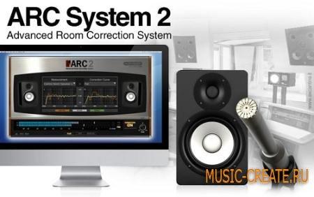 IK Multimedia - ARC System 2 v2.1.0 WiN/OSX (Team R2R) - плагин улучшения акустики помещения
