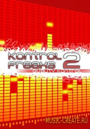 Big Fish Audio - Kontrol Freaks 2 Quality Kontrol (MULTiFORMAT) - драм сэмплы