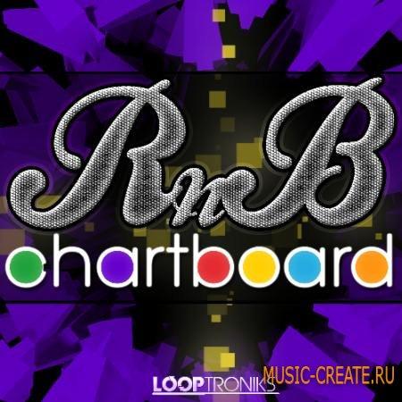 Looptroniks - RnB Chartboard (WAV MIDI) - сэмплы RnB