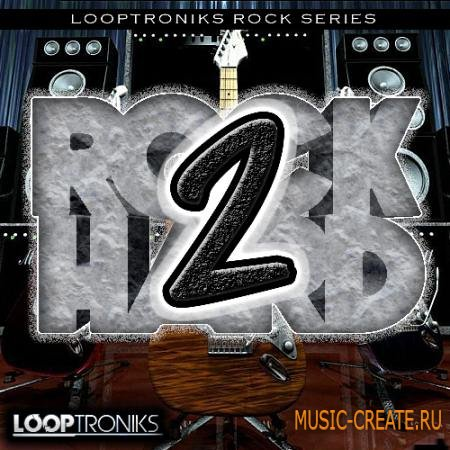 Looptroniks - Rock Hard 2 (WAV MIDI) - сэмплы hard Rock