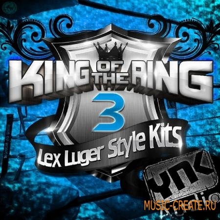 YnK Audio - King Of The Ring 3 (ACiD WAV MiDi FLP) - сэмплы Hip Hop