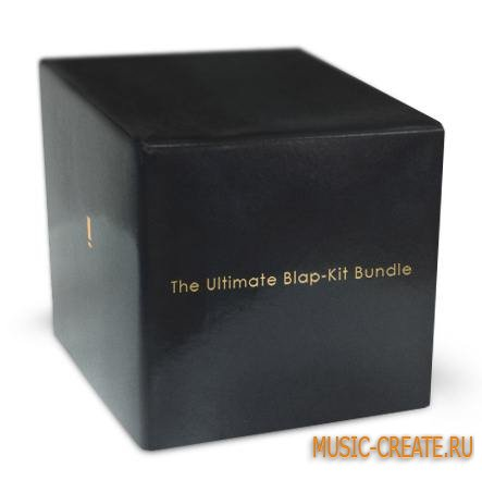 Illmind - The Ultimate Blap-Kit Bundle (WAV MP3) - сэмплы Hip Hop