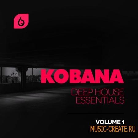 Freshly Squeezed Samples - Kobana Deep House Essentials Vol.1 (WAV) - сэмплы Deep House