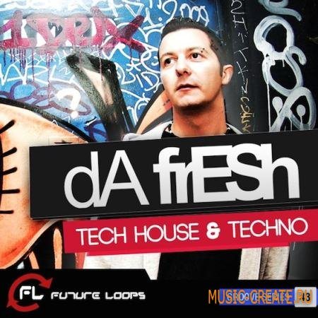 Future Loops - Da Fresh Tech House & Techno (WAV) - сэмплы Tech House, Techno