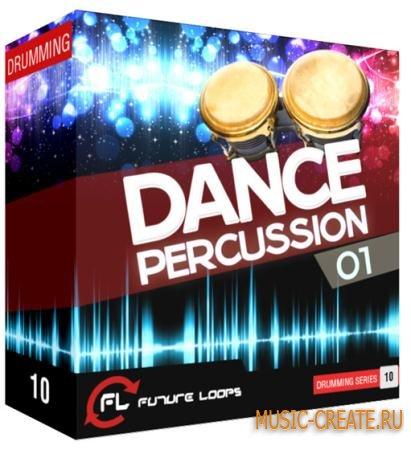 Future Loops - Dance Percussion 01 (WAV REX2) - сэмплы перкуссии