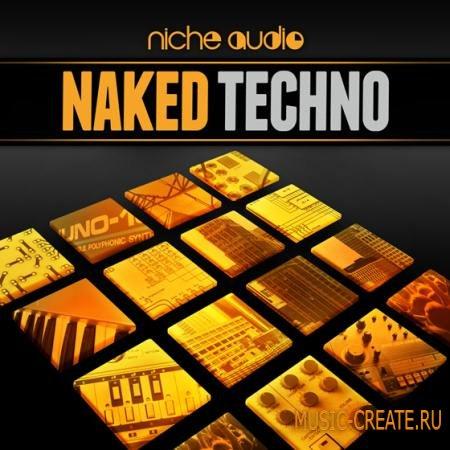 Niche Audio - Naked Techno (MULTiFORMAT) - сэмплы Techno