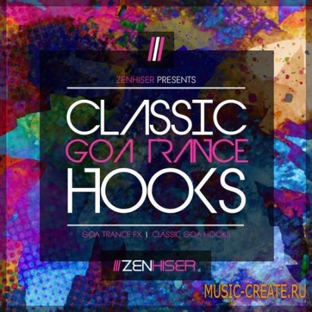 Zenhiser - Classic Goa Trance Hooks (WAV) - сэмплы Trance