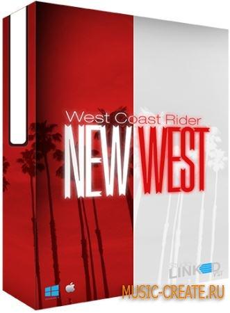 StudioLinkedVST - West Coast Rider New West Edition (KONTAKT) - сэмплы West Coast