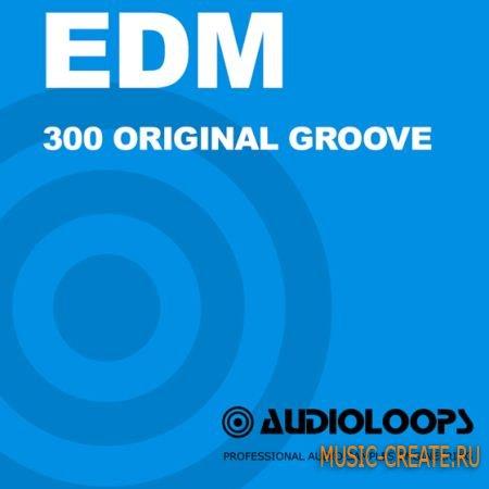 Audioloops - EDM Loops (WAV) - сэмплы EDM