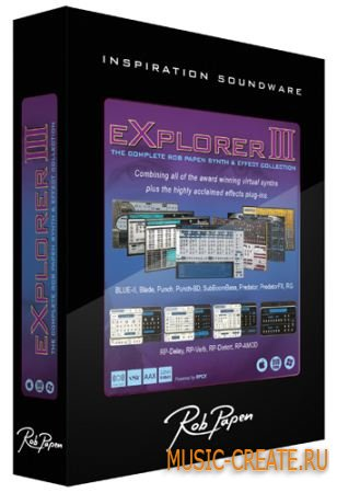 Rob Papen - All Plug-Ins Bundle June 2014 Mac OSX (C0PYL3FT3R)