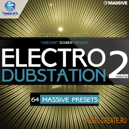 Tunecraft Sounds - Electro Dubstation Vol 2 (NMSV MiDi LiVE PROJECT)
