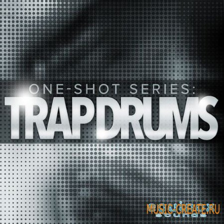 Equinox Sounds - One Shot Series Trap Drums (WAV) - сэмплы Trap