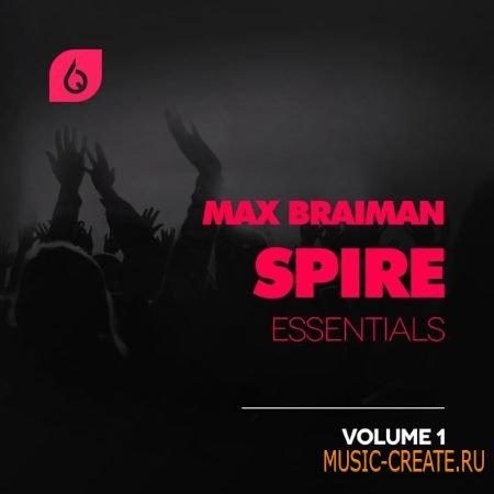 Freshly Squeezed Samples - Max Braiman Spire Essentials Vol.1 (FLP Spire Presets)