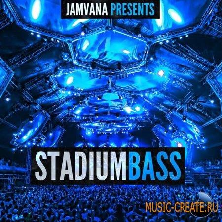 Jamvana - Stadium Bass (WAV MIDI) - сэмплы басов