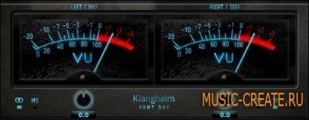 Klanghelm - VUMT v1.9.5 (Team HY2ROG3N) - плагин стрелочный индикатор уровня
