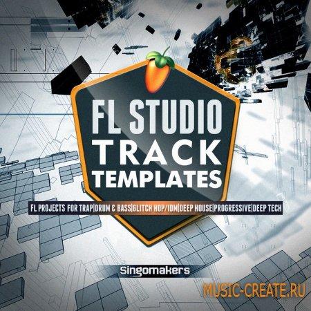 Singomakers Fl Studio 10 Templates Volume 1 (FL Studio проект)