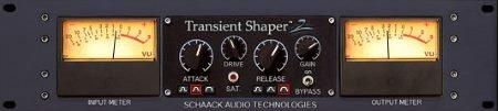 Schaack Audio - Transient Shaper v2.5.0 WiN/MAC (Team R2R) - транзиент-шейпер