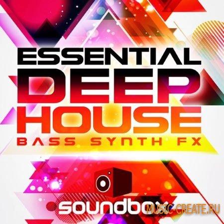 Soundbox - Deep House Bass Synths and FX (WAV) - сэмплы Deep House
