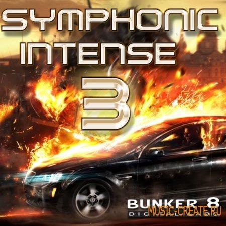 Bunker 8 Digital Labs - Symphonic Intense 3 (ACiD WAV MiDi AiFF) - кинематографические сэмплы