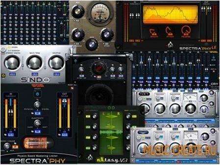 Crysonic - Everything Bundle 2014 WiN/MAC (TEAM R2R) - сборка плагинов