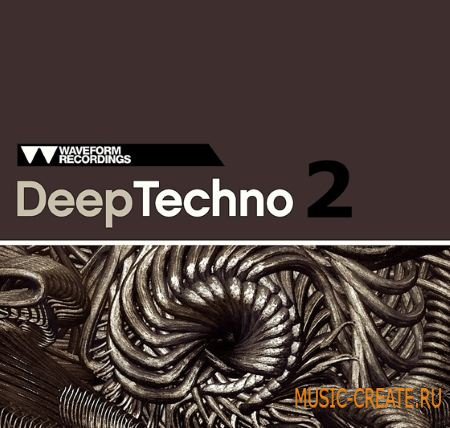 Waveform Recordings - Deep Techno 2 (WAV) - сэмплы Deep Techno