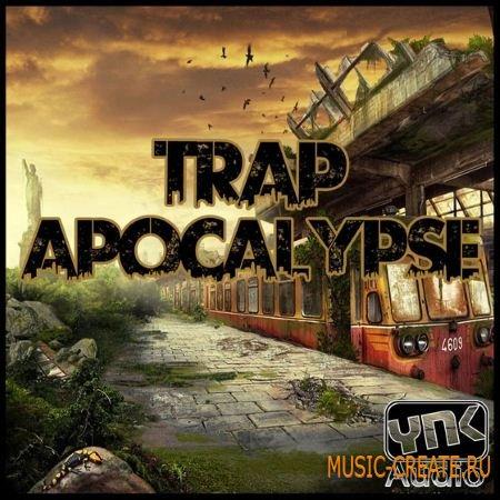 YnK Audio - Trap Apocalypse (ACiD WAV MiDi AiFF FLP) - сэмплы Trap