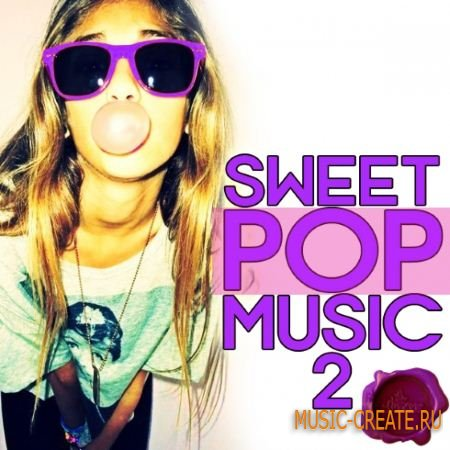 Fox Samples - Sweet Pop Music Vol.2 (WAV MIDI) - сэмплы Pop