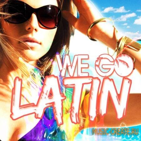 Fox Samples - We Go Latin (WAV MiDi) - сэмплы Latin House, Electro House