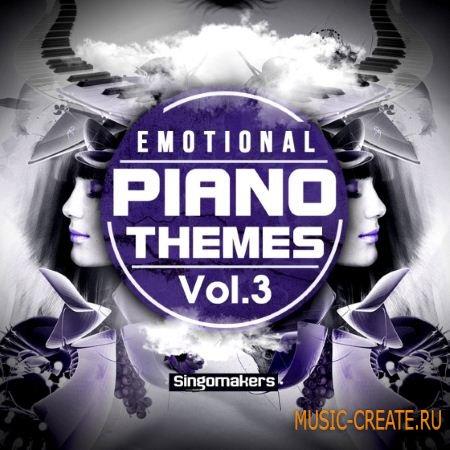 Singomakers - Emotional Piano Theme 3 (WAV) - сэмплы пианино