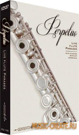 Zero-G - Perpetuo Live Flute Phrases (KONTAKT) - библиотека звуков флейты