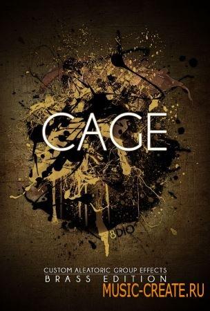 8Dio - CAGE Brass (KONTAKT) - библиотека звуков медных духовых инструментов