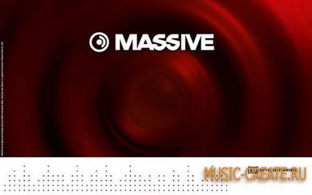 NI Massive 52000 Presets - огромная коллекция пресетов для Massive