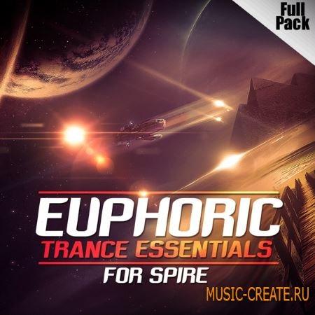 Trance Euphoria Euphoric Trance Essentials For Spire (WAV MiDi Spire) - сэмплы Euphoric Trance