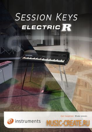 e-Instruments - Session Keys Electric R (KONTAKT) - библиотека электрического пианино