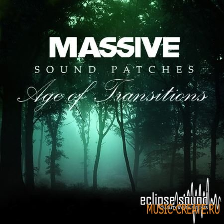 Eclipse Sound - Ag Of Transitions (Massive presets)