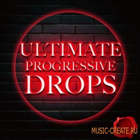 Fox Samples - Ultimate Progressive Drops (WAV MiDi) - сэмплы Progressive EDM