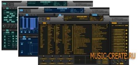 KV331 - Synthmaster 2 Everything Bundle WiN/MAC (Team HEXWARS) - синтезатор