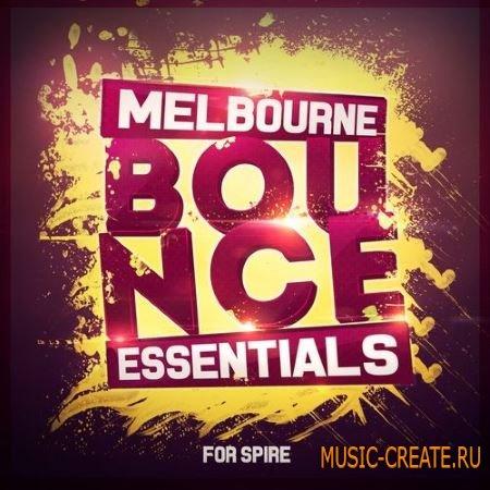 Mainroom Warehouse Melbourne Bounce Essentials (Spire presets)